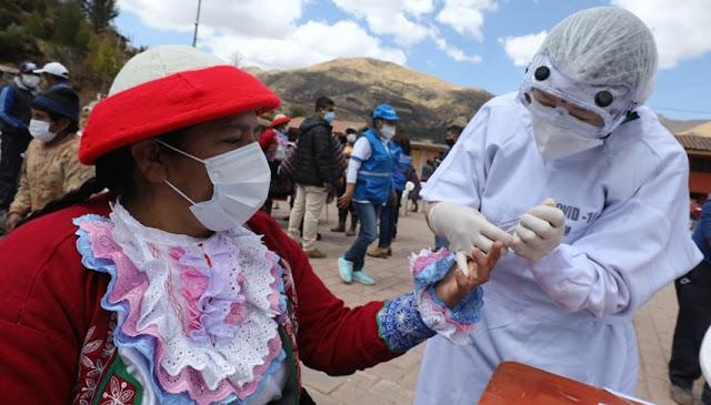 Hospital de EsSalud en Cusco procesará pruebas moleculares en una hora