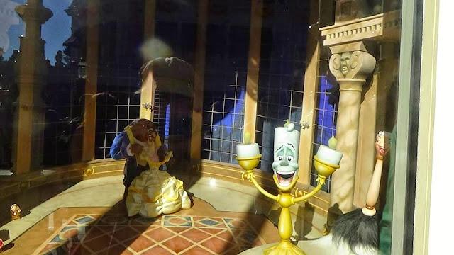 parc d'attractions Magic Kingdom Disney World