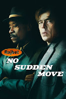 No Sudden Move 2021 Dual Audio Hindi [HQ Dubbed] 720p HDRip