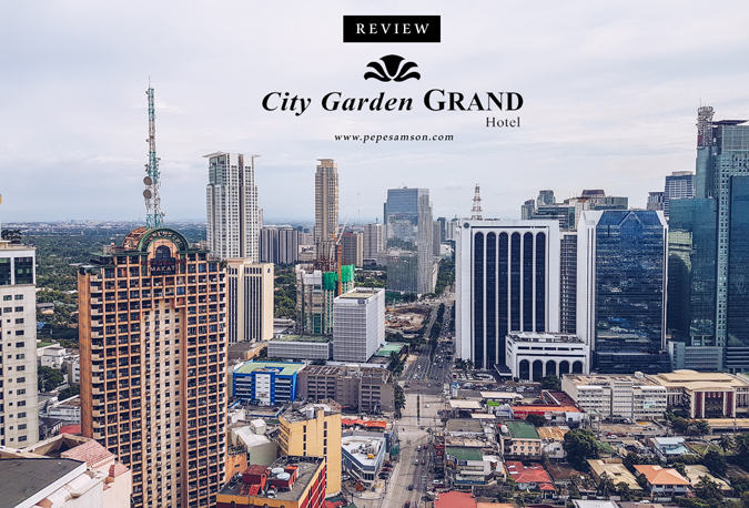 City Garden Grand Hotel Brings Your Nest at the Heart of Makati