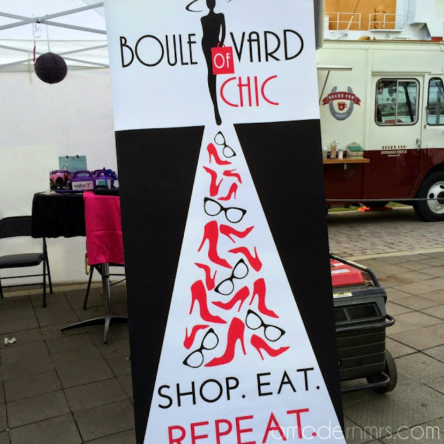 Boulevard of Chic 2014 Holiday Fashion Event #BlvdofChic — a Modern Mrs.