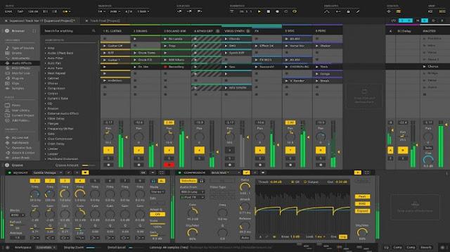 تحميل برنامج Ableton Live Suite 10