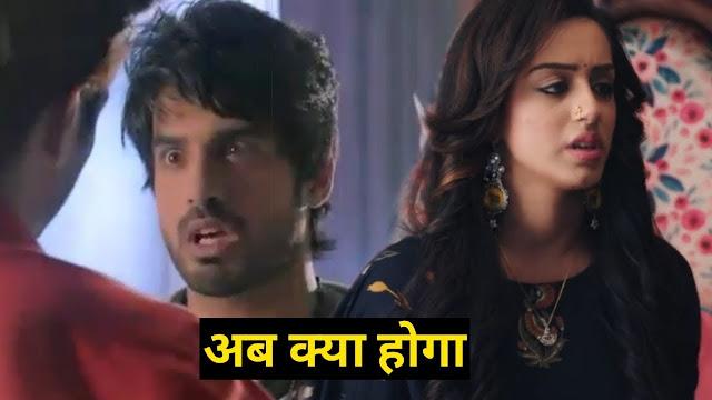 Future Story : Prisha shocked as Yuvraj runaway on wedding day in Yeh Hai Chahatein