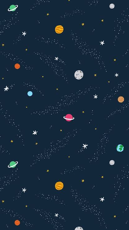 Download Wallpaper Wallpaper Planet Estetik