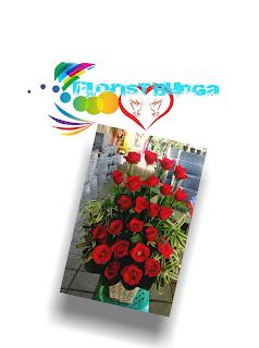 rusty florist jakarta - online flower shop: florist