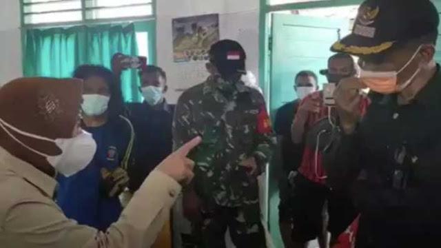 Risma Marah-marah di Lokasi Bencana, Aktivis: Saya yang Marah ke Mensos Boleh?
