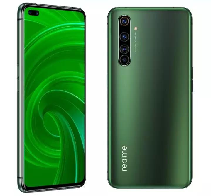 realme X50 Pro 5G - Moss Green