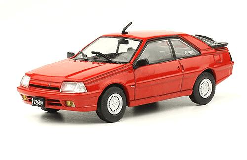 Renault Fuego GTA MAX 1991 1:43, autos inolvidables argentinos 80 90