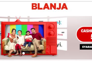 Dapatkan Beragam Cashback Saat Bayar Tagihan Internet Telkom di BLANJA.com!