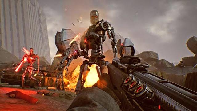 Terminator Resistance officially announced