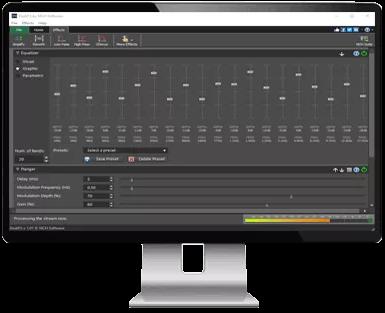حميل برنامج DeskFX Audio Enhancer Plus 3.00 لتعديل وتحسين الموسيقى والصوت
