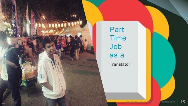 Enaknya Jadi Mahasiswa Jurusan Bahasa Inggris Itu Bisa Ngerasain Jadi Translator Lho
