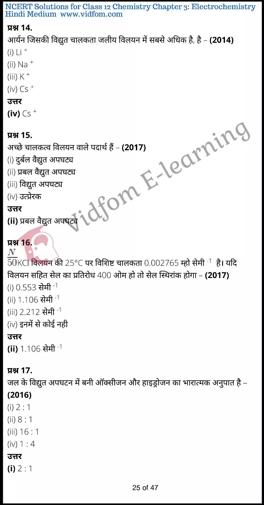class 12 chemistry chapter 3 light hindi medium 25