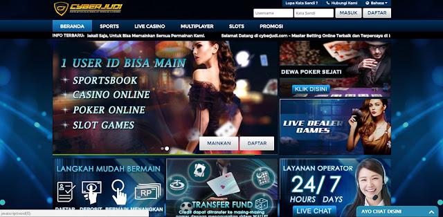 4 Langkah Daftar CyberJudi Casino dan Cashmarket Terpercaya