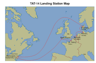 TAT-14 subsea cable to be removed following decommissioning