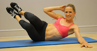 best abs exercises for women
