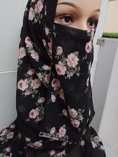 Purdah, Purdah basic, niqab, pakaian menutup aurat, Fesyen wanita Muslimah, tudung, shawl cantik murah, gaya terkini, tempahan Menjahit, face mask, topeng pelitup muka, qiya Saad tailor exclusive, tukang jahit klang selangor, bisnes tudung shawl pakaian perempuan kanak-kanak dewasa, dropship dan agent shawl ROQEEYASCARF diperlukan,  Siti Rokiyah Saad,