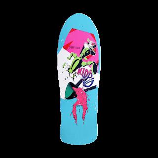 マドリッドスケートボード シャーマンはサーフスケートにもお勧めサイズ