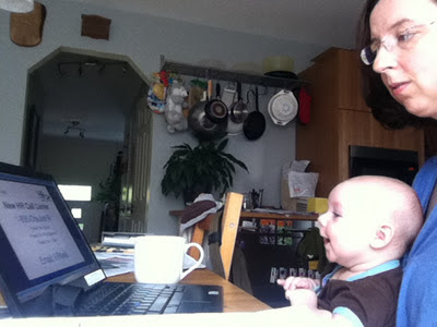 world's youngest blogger