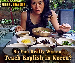 Want to teach English in Korea, why teach in Korea