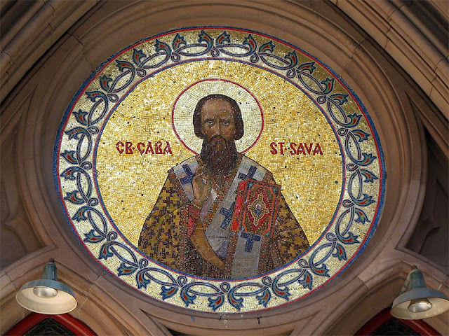 Serbian Orthodox Cathedral of St. Sava, West 25th Street, New York