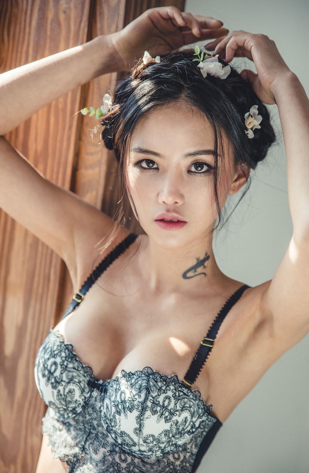 So ye jin sexy, nude malay fetish