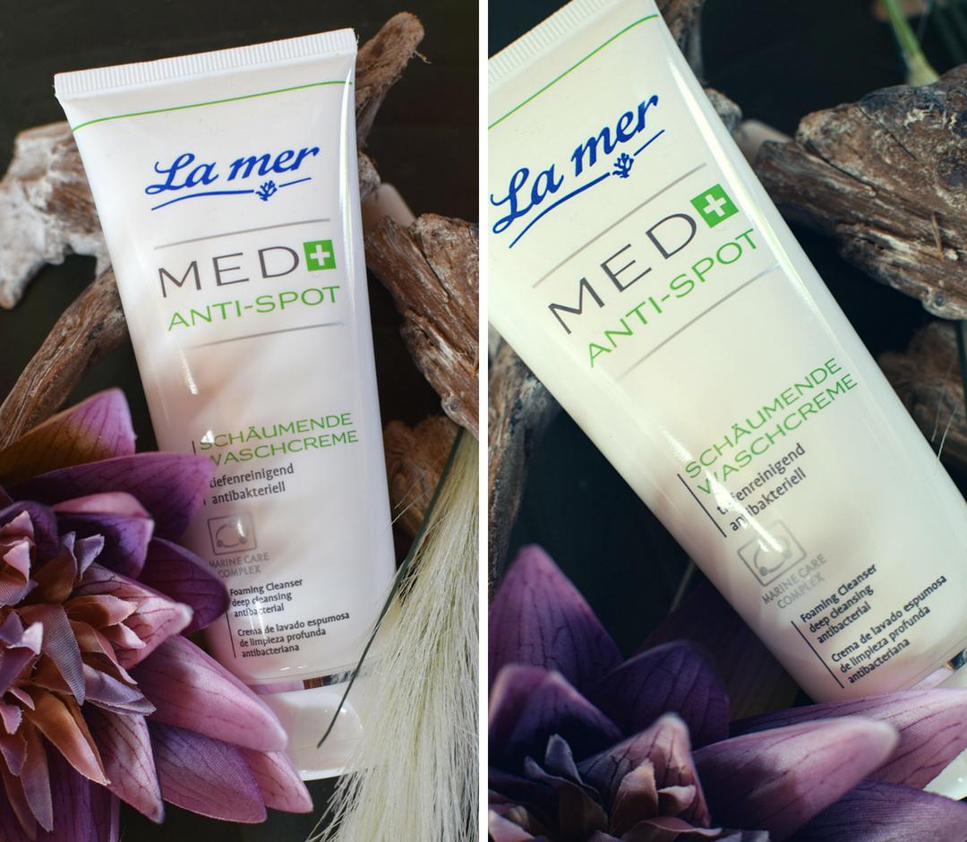wie gut ist die La Mer Med+ Antispot schäumende Waschreme