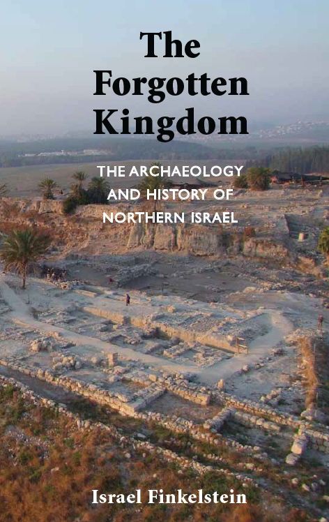 Free PDF of Finkelstein's New Book - Bible Junkies