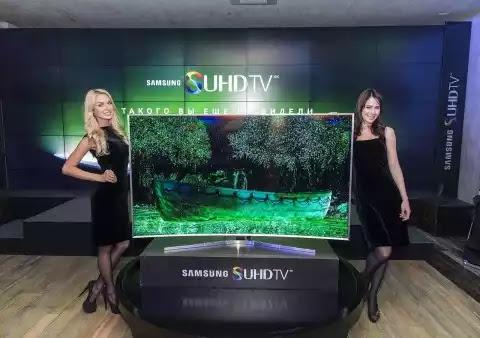 Samsung en tête du marché de la télévision pour la quinzième fois consécutive