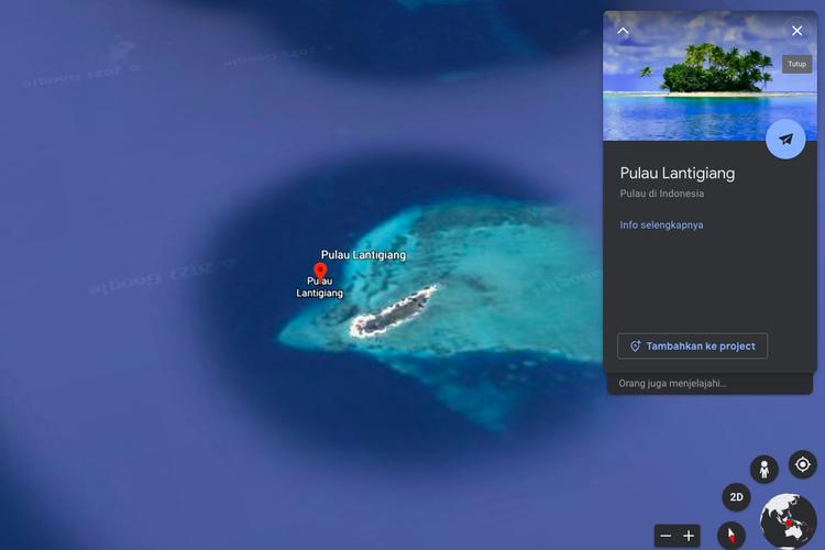 Miris! Pemerintah Desa Ternyata Terlibat dalam Penjualan Pulau Lantigiang Selayar Senilai Rp 900 Juta