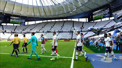 PES 2020 Stadium Tottenham Hotspur