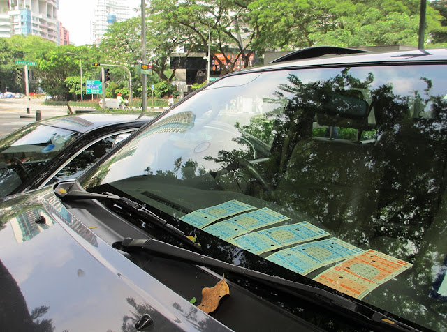 How to set on-street parking fees: eleven ways compared