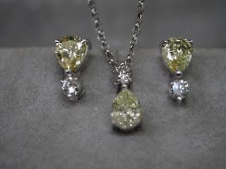 ダイヤモンドジュエリーをお買い取り致しました 使わないアクセサリーを高く査定致しますよ!