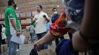 Pemprov DKI Mulai Salurkan Bansos ke Rumah Warga Jelang PSBB