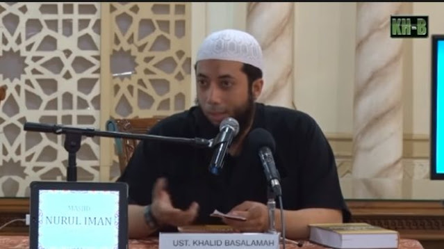 Profil Ustaz Khalid Basalamah, Pendakwah yang Imbau Tak Nyanyikan Indonesia Raya
