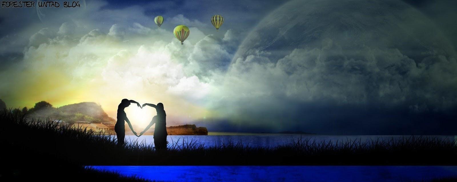 Foto Sampul Fb Keren Love Romantis FORESTER UNTAD BLOG