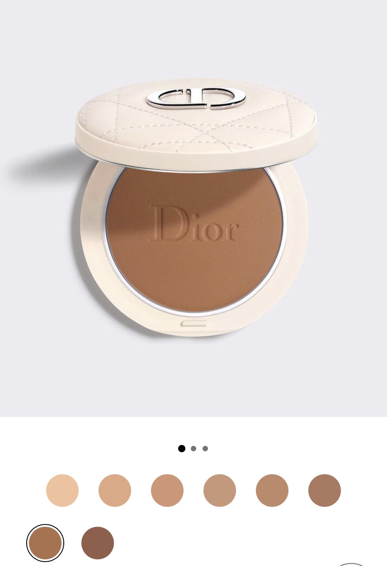 Dior Forever Natural Bronze Powder Bronzer: Natural Glow | DIOR