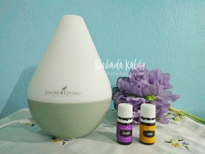 Set Young Living Essential Oil