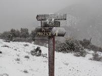 snijeg Dol slike otok Brač Online