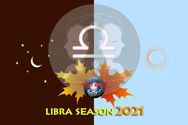Libra Season 2021   Dự báo Mùa Thiên Bình 2021