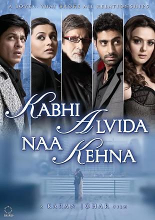 Kabhi Alvida Naa Kehna 2006 Hindi Movie Download || BluRay 720p