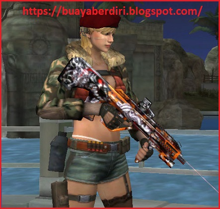 AUG A3 Lycan - Harga , Title ,Desain