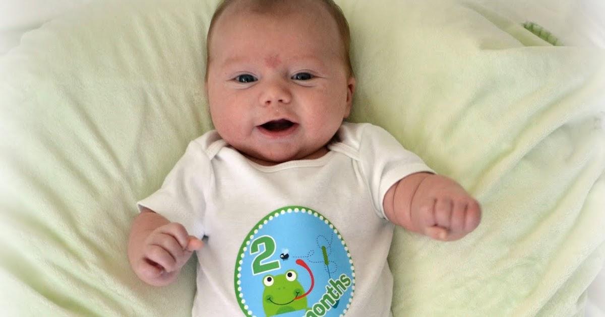 Baby Laugh 6 Weeks