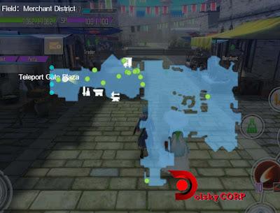 Field Merchant District Map