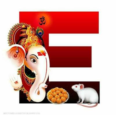 Ganesha-alphabet-E-images-download
