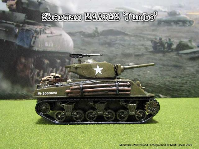 Italeri 1/72 Sherman M4A3E2 'Jumbo'