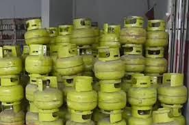 Kayuagung,  LPG 3 Kilogram Langka