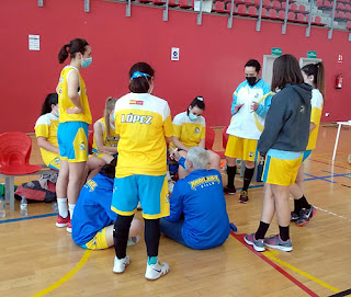 Baloncesto Villa Aranjuez CB