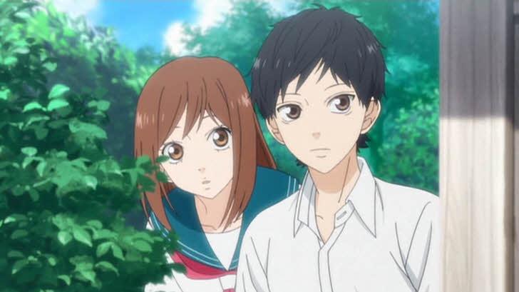 Anime Like Ao Haru Ride