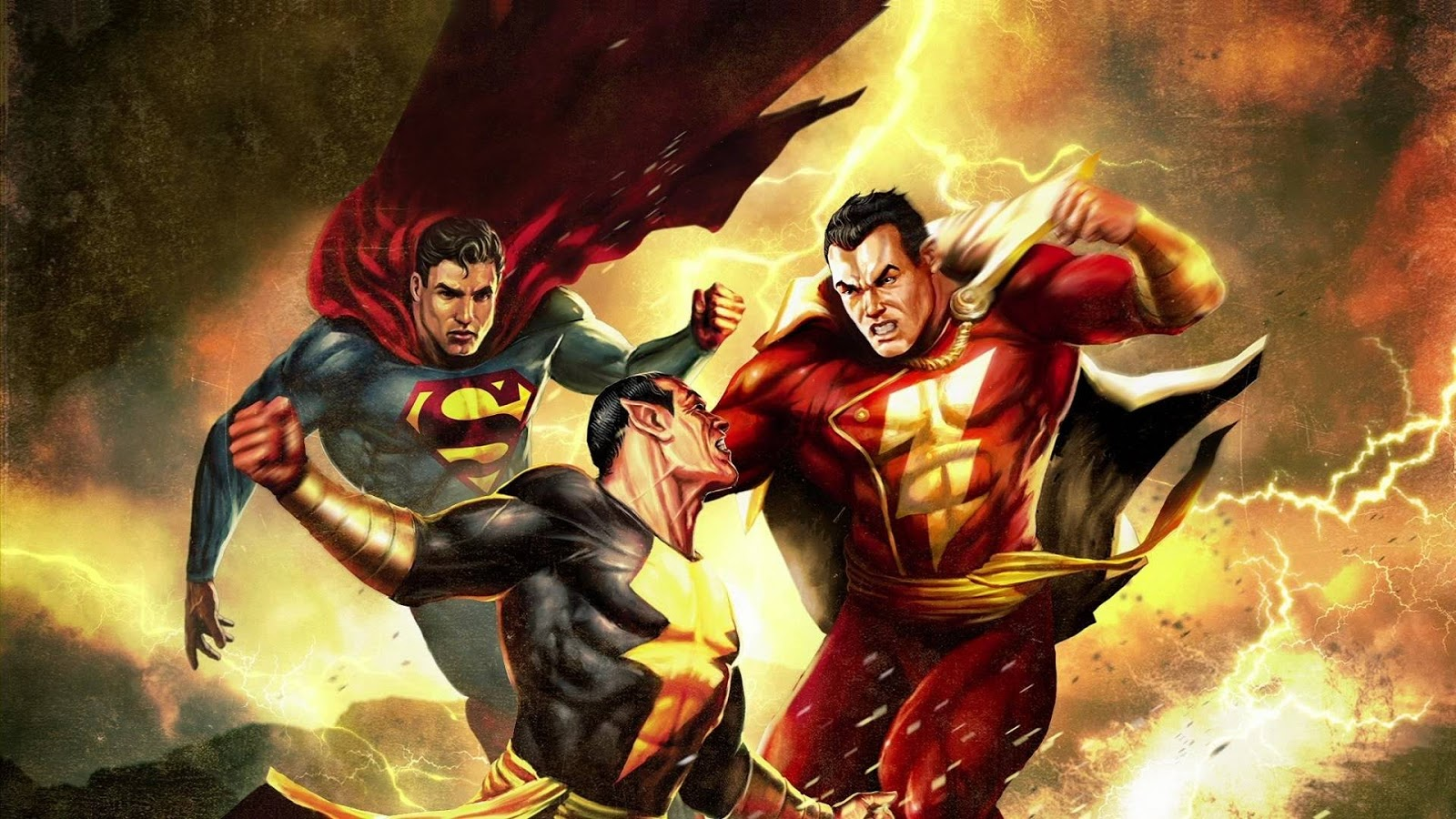 shazam (billy batson) (captain marvel) | dcfanboyindo